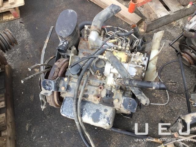 DIESEL ENGINE ISEKI E3CC ( Diesel Engine )    UEJ Co  Ltd