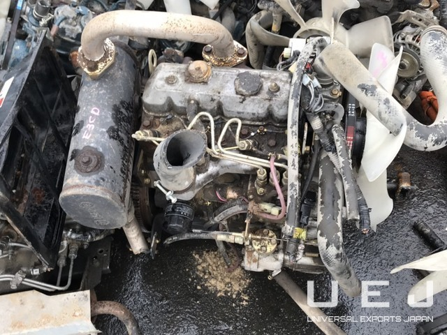 DIESEL ENGINE ISEKI E3CD ( Diesel Engine ) || UEJ Co  Ltd