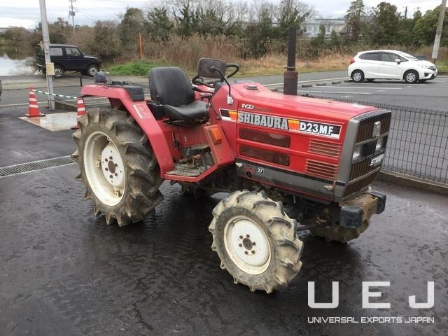 TRACTOR SHIBAURA D23MF ( Tractors Shibaura ) || UEJ Co  Ltd