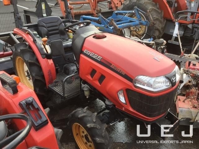 TRACTOR YANMAR EG225N ( Tractors Yanmar )    UEJ Co  Ltd     Used