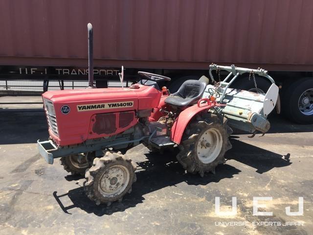 TRACTOR YANMAR YM1401D ( Tractors Yanmar ) || UEJ Co  Ltd