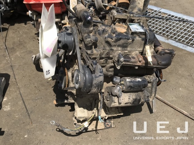 16822 DIESEL ENGINE YANMAR 3TN63